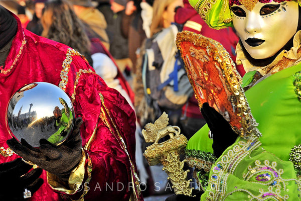 Wall Pictures - CARNIVAL IN VENICE - VEN5542