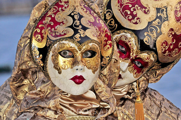 Wall Pictures - CARNIVAL IN VENICE - VEN5658
