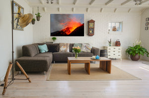 Wall Pictures - VOLCANOES - ETN4462