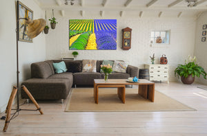 Wall Pictures - PROVENCE Lavender Fields - PRO3565