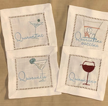 Load image into Gallery viewer, Quarantine Cocktail Napkins