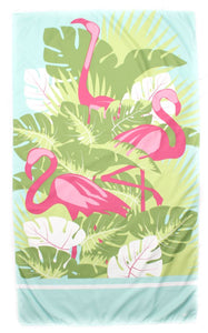 Flock Giant Beach Towel