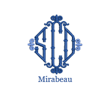 Load image into Gallery viewer, Mirabeau Monogram