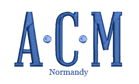 Normandy Monogram