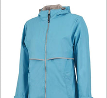 Load image into Gallery viewer, Women's New Englander Rain Jacket