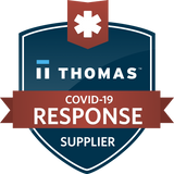ThomasNet Verified COVID-19 Response Supplier