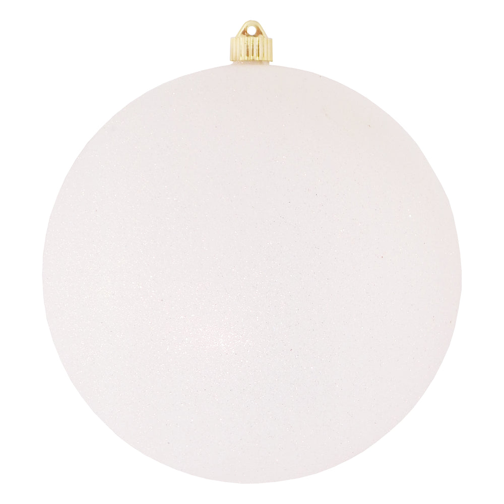 "10"" (250mm) Glitter Shatterproof Large Christmas Ornaments"
