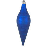 "Christmas by Krebs 12 2/3"" (320mm) Shatterproof Long Drop Ornament"