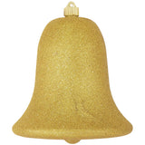9 Inch Bell outdoor Christmas Decor