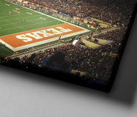 Five Piece UT Austin Longhorns Painting