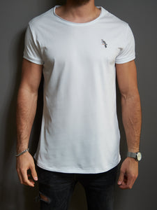 Schanze Man White/Logo