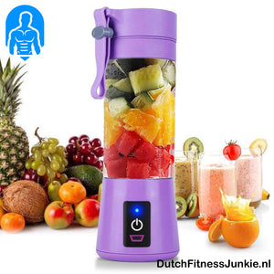 Draagbare Smoothie Blender - €34.95
