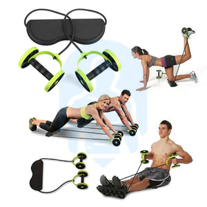Ab-Roller Body Trainer