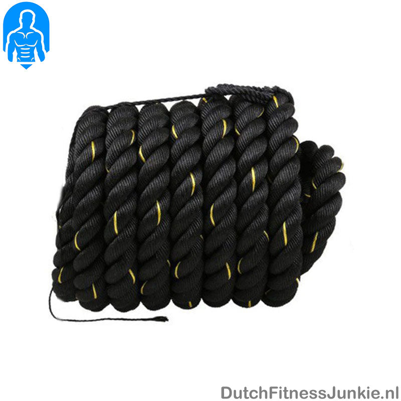 Battle Rope | Fitness Touw 12 meter lang