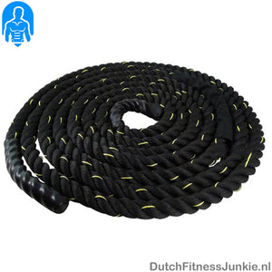 Battle Rope | Fitness Touw 15 meter lang