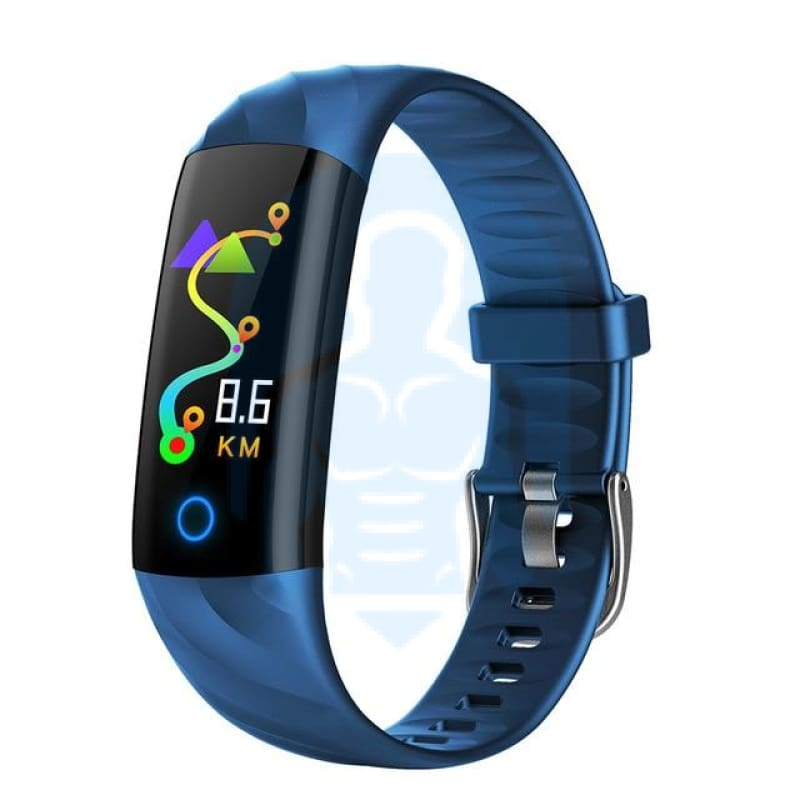 Premium Activity Tracker 2.0 - Blauw