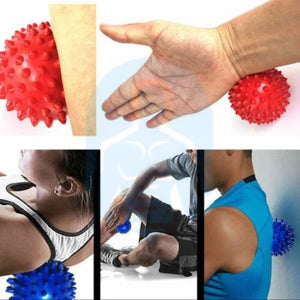 Trigger Point Massage Bal - Geel - 200001944