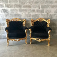 This is another sample of one of our throne chairs that was customized for a client.