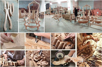 Take a look at how we build our chairs from start to finish. Each process takes hours of hard work and precision.