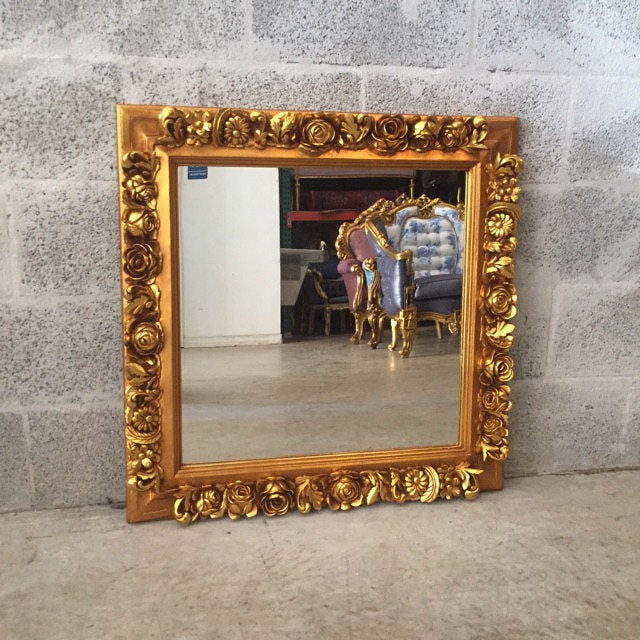 French Square Shape Mirror *1 Available* 29