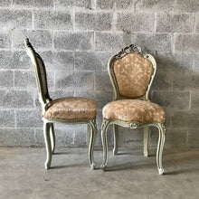 Load image into Gallery viewer, French Chair Antique Dining Chair (Set of 2) New Upholstery Original Frame Color Baroque Furniture Rococo Chair Interior Design Chair