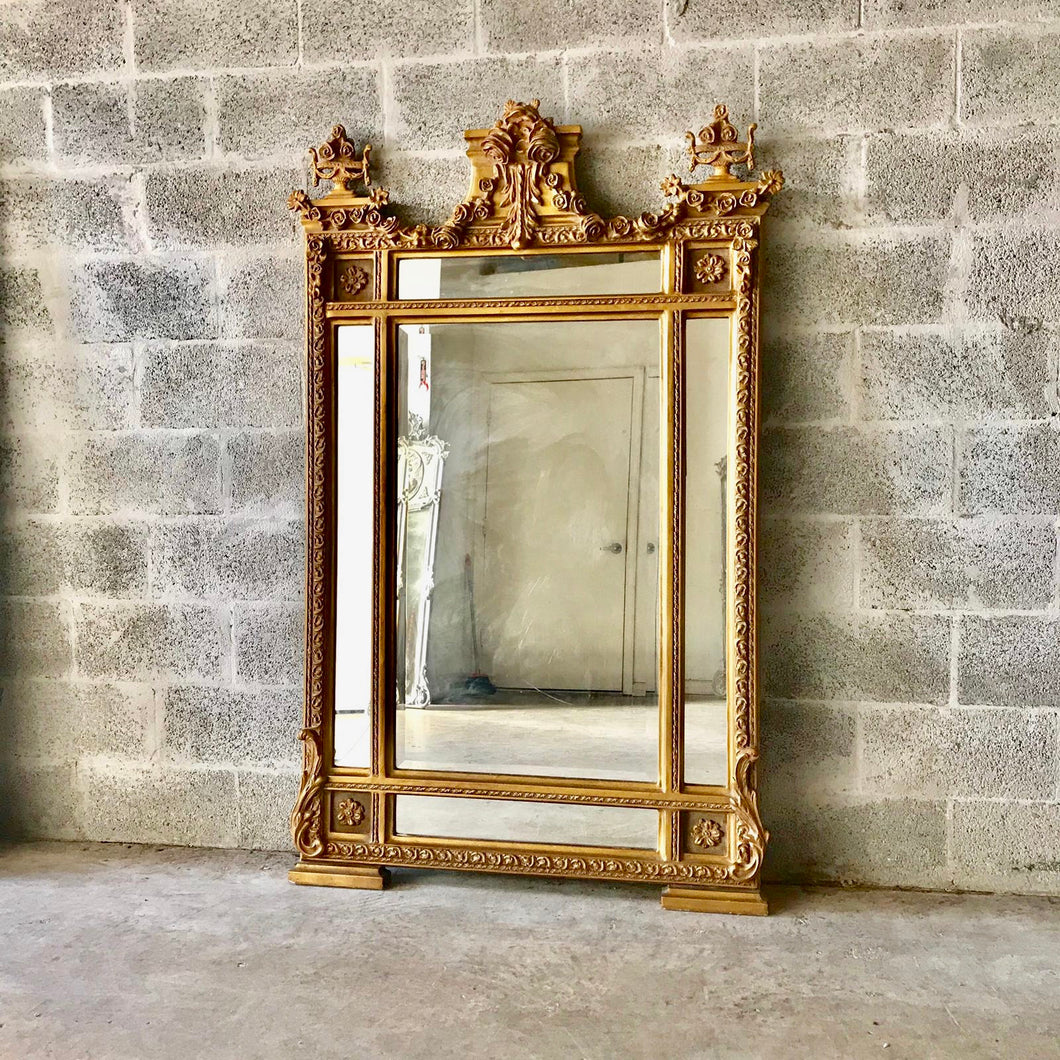 French Floor Mirror 67