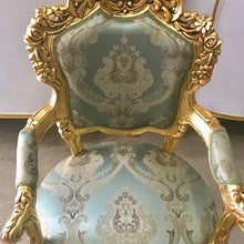 Load image into Gallery viewer, Baroque Chair Rococo Chair *2 Available* French Chair French Furniture New Upholstery Baroque Furniture Vintage Chair Interior Design