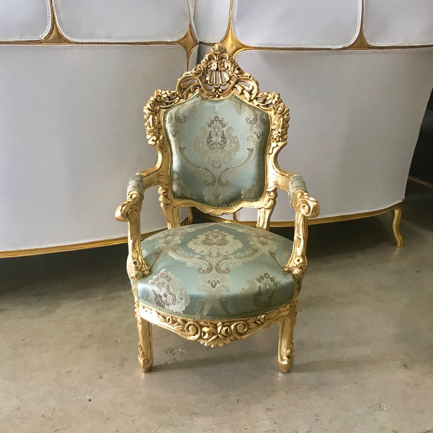 Baroque Chair Rococo Chair 2 Available French Chair French Furniture
