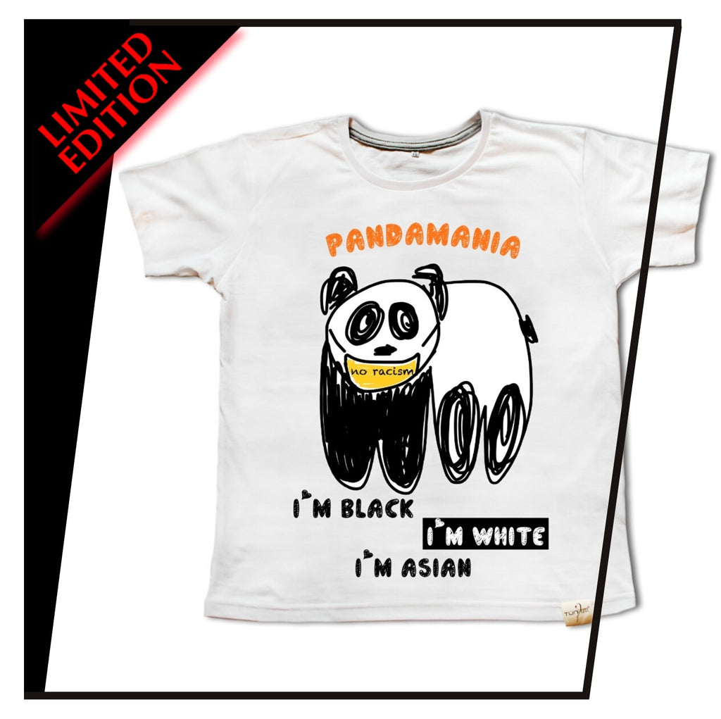 PANDAMANIA - Maglietta KIDS [LIMITED EDITION]