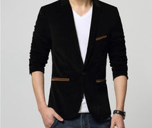 Load image into Gallery viewer, British Style Slim Fit Blazer