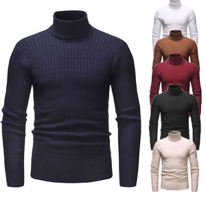 Turtleneck Sweater Pullover