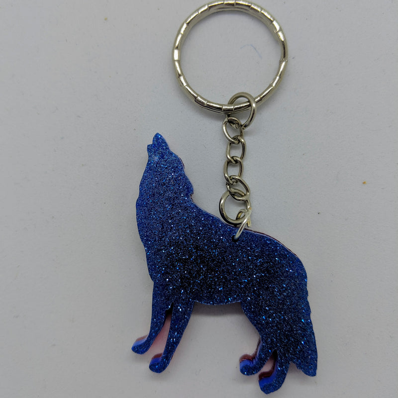 Wolves Supporter Keyring