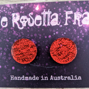 Red Threads Studs