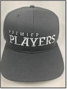 Premier Players Hat in Royal Blue
