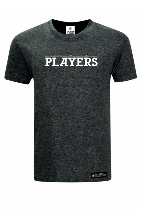 Premier Players Charcoal Tee