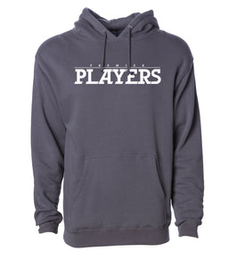 Premier Players Charcoal Hoodie