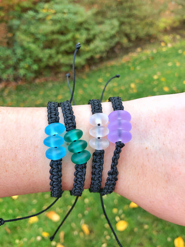 Sea Glass Bracelets
