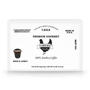 60 Pack Single Serve Coffee Pods