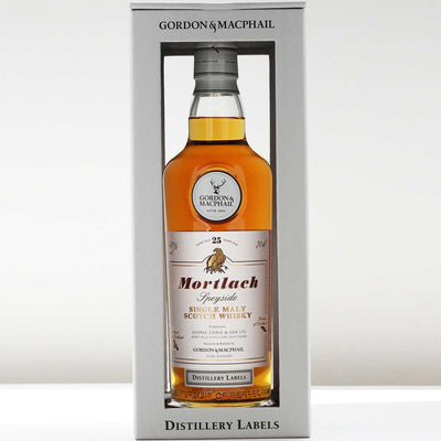 Gordon & MacPhail Mortlach 25 Year Old Single Malt Whisky