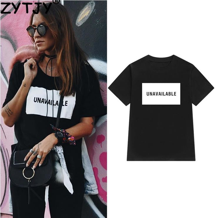 unavailable  Women tshirt