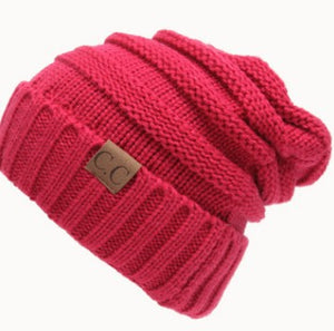 Unisex Winter Knitted Wool Cap