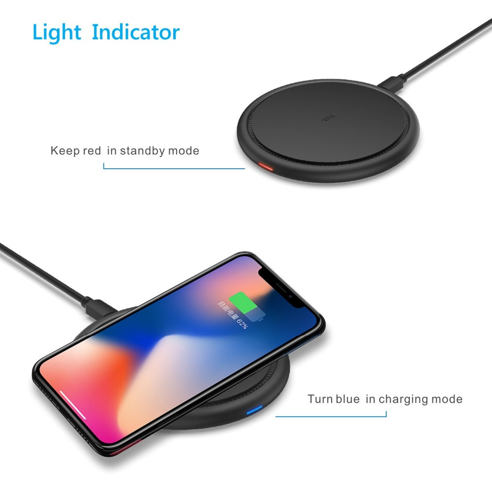 Qi Wireless Charger For iPhone X