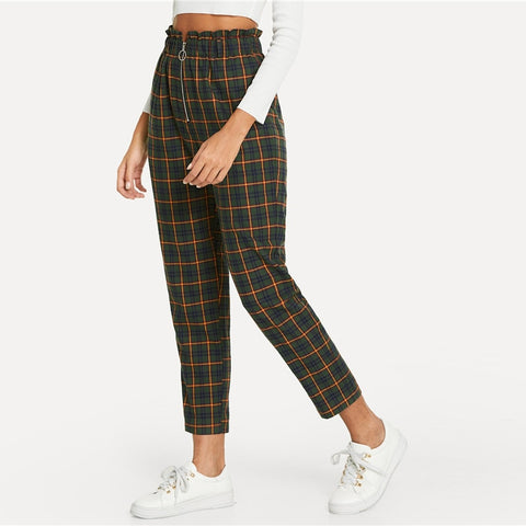Casual Women Trousers