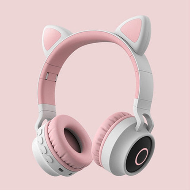OS LED CAT HEADPHONES