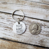 Home Sweet Home Keychain