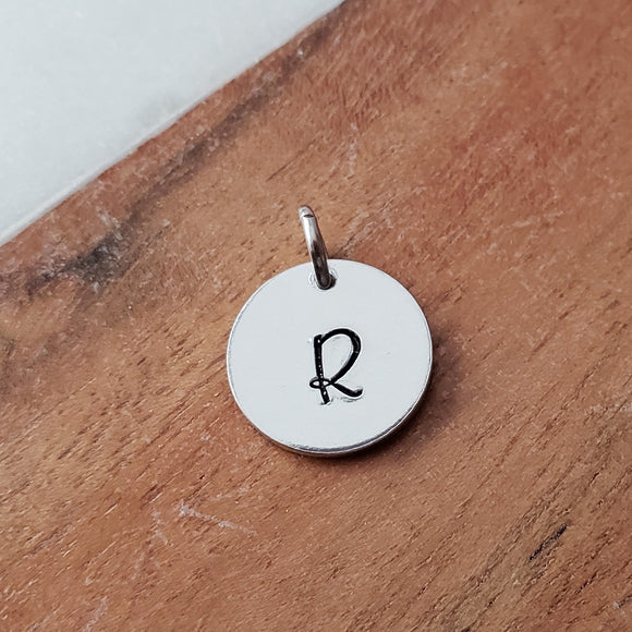 NECKLACE ADD ON Initial Charm