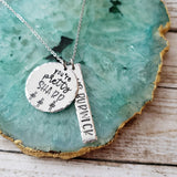 You're Pretty Sharp Necklace - Gift for Music Teacher