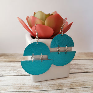 Lightweight Aluminum Earrings