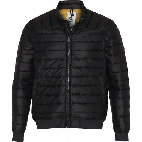 Fat Moose Clement Recycled Jacket Jackets Black 01