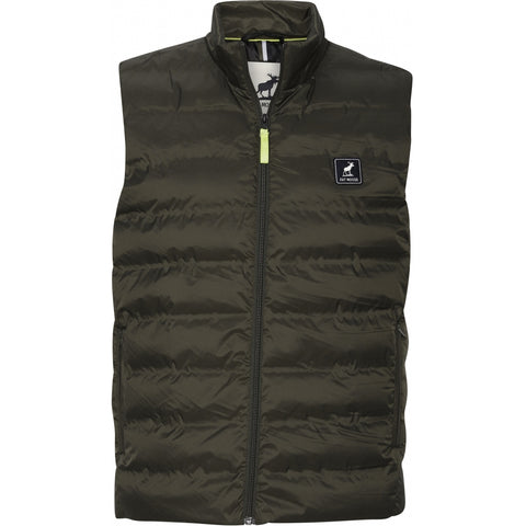 Fat Moose Duncan Recycled Vest Vest Green